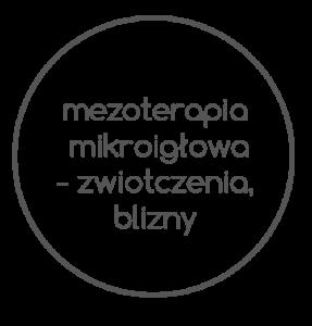 mezoterapia mikroigłowa- zwiotczenia, blizny